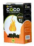 Coco briquettes