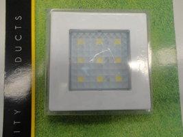 Opbouwspot Square 90 wit 36SMD, LED