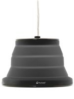 Collaps Leonis tentlamp zwart, led lamp met dim funktie