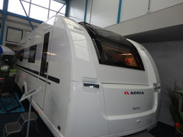 Adria Alpina 663 HT model 2018