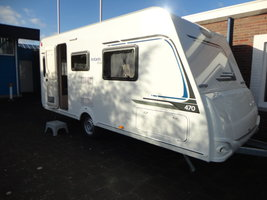 Caravelair Antares Style 470 model 2018