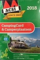 ACSI Campingcard & Camperplaatsen 2018