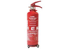 Brandblusser ABC 1 kg, poederblusser
