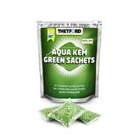 Aquakem green sachets 12 doseringen verpakt