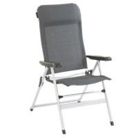 Travellife opvouwbare stoel Bari grijs ALLEEN AF TE HALEN
