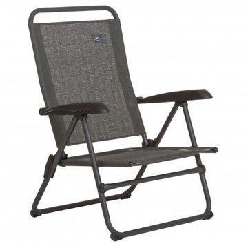 Bardani Toscane urban grey strandstoel