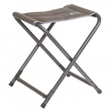 Bardani Pacific 3D Comfort camping krukje platina grey