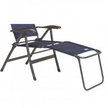 Bardani Legrest 3D Comfort voetenbank moonlight blue