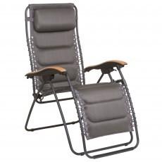 Bardani Riposo 3D Comfort relaxstoel platina grey