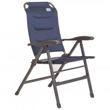 Bardani Vector 3D comfort verstelbare stoel Lage Rug Midnight Blue