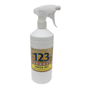 123 Omega wet