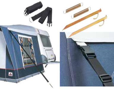 Dorema stormband klik systeem tak caravans for Luifel caravan aanbieding