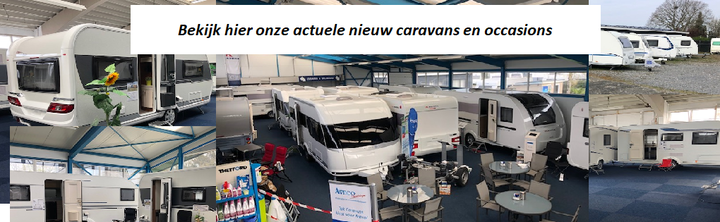 actuele caravanvoorraad