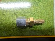 knelkoppeling 8mm naar slangpilaar