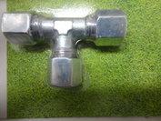 knelkoppeling T stuk 8mm