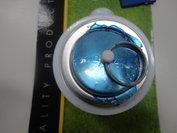 Afvoerplug Smev haaks 20mm compleet wasbak
