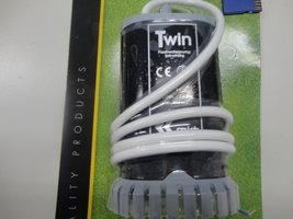 Waterpomp Twin 19 liter 1,4 bar
