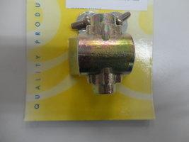 Hoeksteunspindel klein 15mmxM16 371580