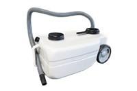 Travellife rolwatertank met afvoerslang en dop