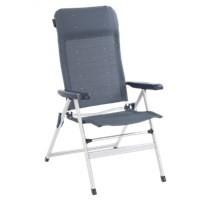 Travellife opvouwbare stoel Bari blauw ALLEEN AF TE HALEN! LAATSTE SPECIALE AANBIEDING