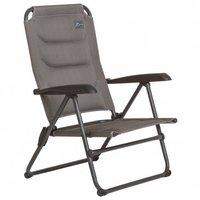 Bardani Toscane 3D Comfort strandstoel platina grey