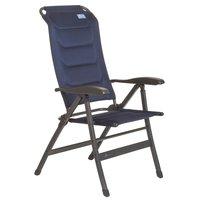 Bardani Santiago 3D Comfort campingstoel moonlight blue ALLEEN AF TE HALEN.