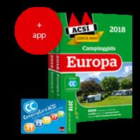 ACSI Europa inclusief app campinggids