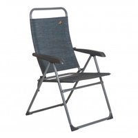 Safarica Islander verstelbare stoel truffel grijs