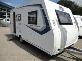 Caravelair Antares Family 466 Stapelbed 2019