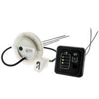 BBa schoon en vuilwatertankmeter LED display compleet