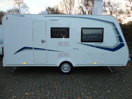 Caravelair Antares Style 450 model 2019