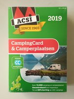 ACSI Campingcard en Camperplaatsen 2019