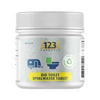 Bio Toilet Spoelwater Tablet