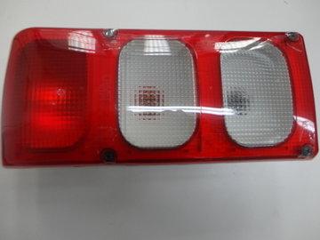 Achterlicht 3 vaks voor diverse merken caravans