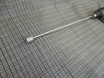 Pootsleutel voor accuboor 19 mm. 45 cm.