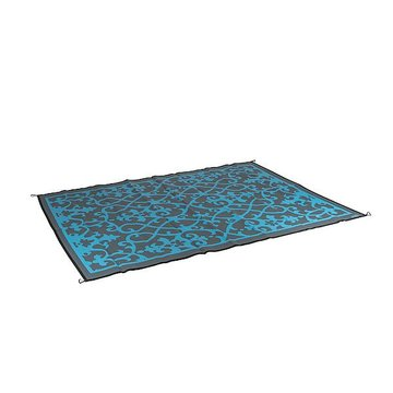 Bo-Leisure - Tapijt - Chill mat Lounge - 2x2,7 Meter - Blauw