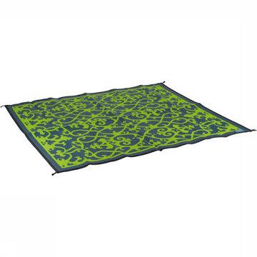 Bo-Leisure - Tapijt - Chill mat Lounge - 2x2,7 Meter - Groen