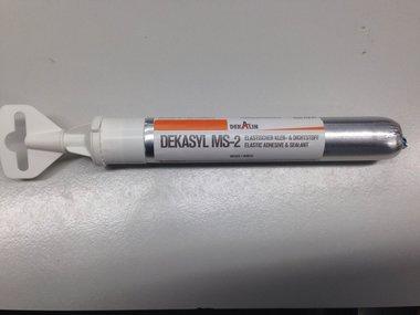 Dekasyl MS-2 lijm/kit, wit.