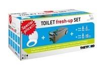 Toilet Fresh-up set C400 serie