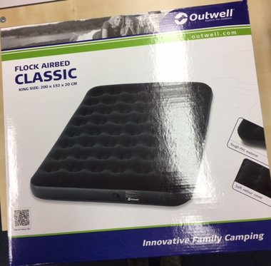 Outwell Flock airbed classic kingsize