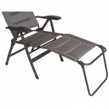Bardani Legrest 3D Comfort voetenbank platina grey