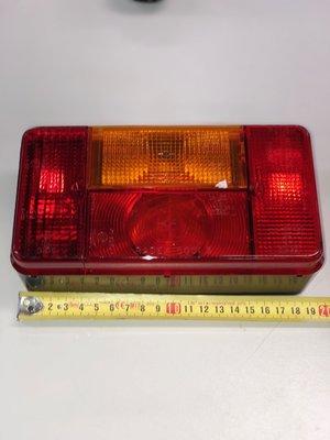 radex 5001 S achterlicht+kentekenverlichting+mistlamp LINKS