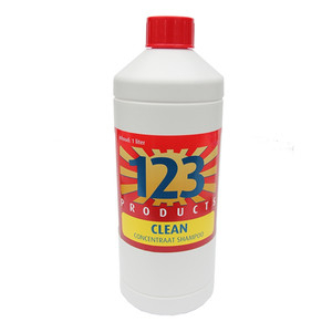 123 clean Concentraat shampoo