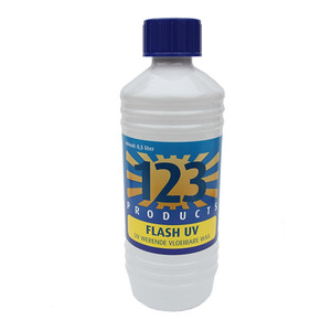123 Flash UV Wax