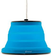 Sargas Lamp LED met dimfunctie Blauw