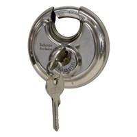 Discusslot incl. 2 sleutels