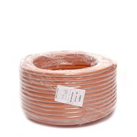 Propaangasslang rubber 8x15mm per meter