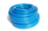 Gimeg gewapende waterslang blauw 10x16mm per meter