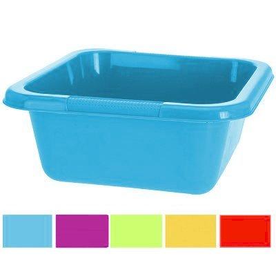 Afwasbak vierkant kleur rood