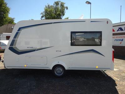 Caravelair Antares Style 410 nieuw model 2020